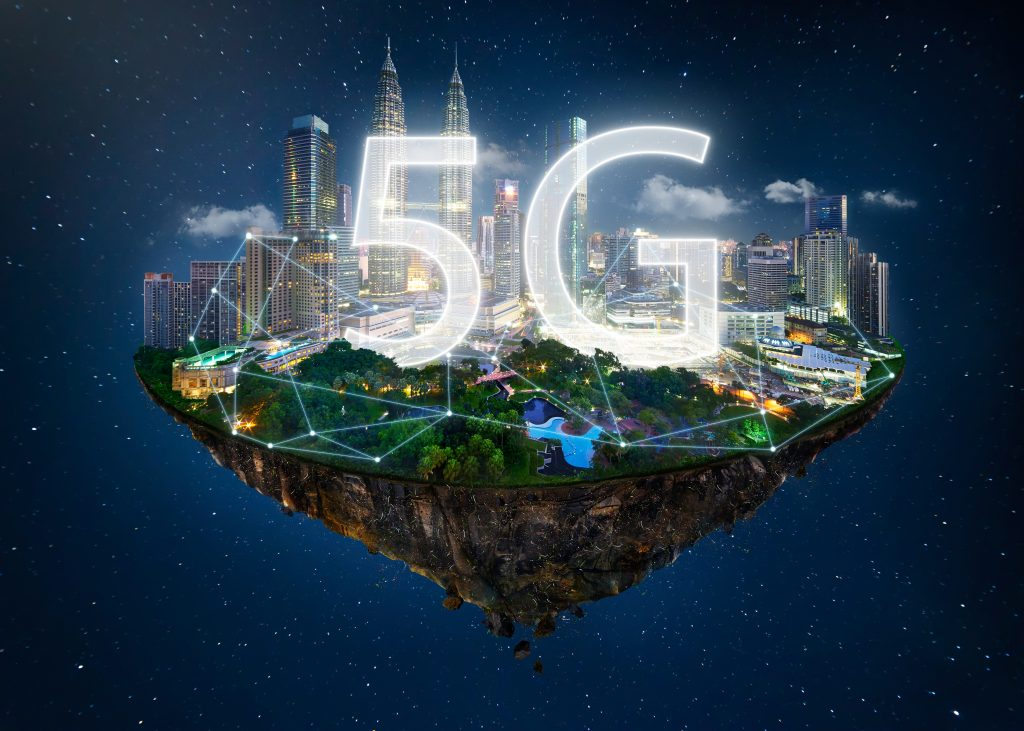 M1 Limited Launches 5G Network