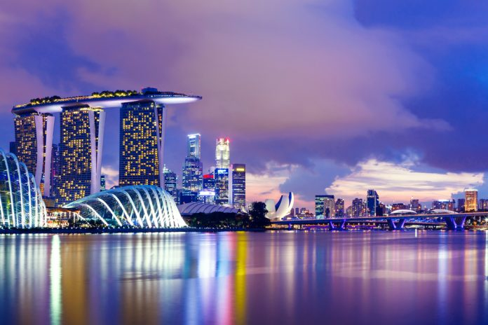 """Singapore is Set to Become the """"Silicon Valley of Asia"""""""