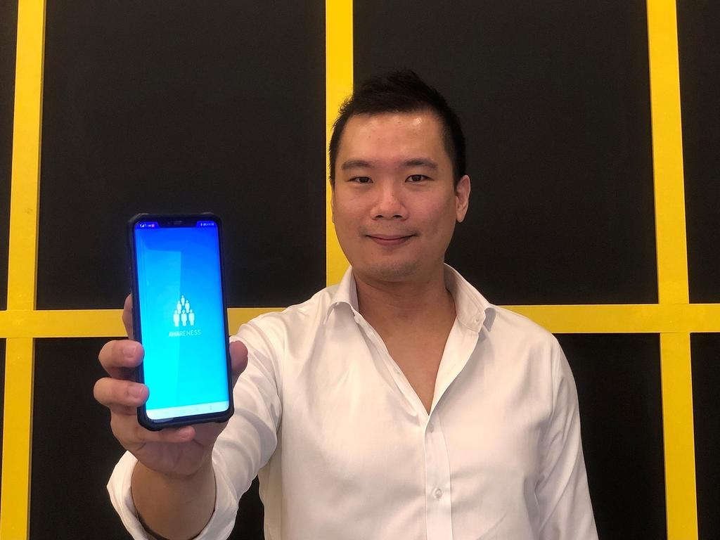 Singapore Health Startup Develops an App That Reads Vital Signs via Phone's Camera