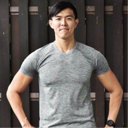 Entrepreneur Talk - Alvin Ho
