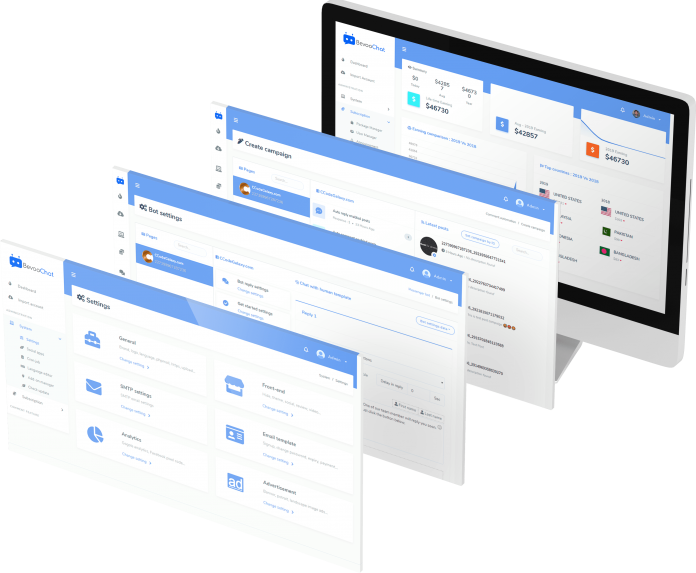 Bevoochat - Revolutionary Facebook Messenger Marketing Software
